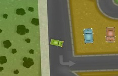 Racing-spel-in-een-city-builder